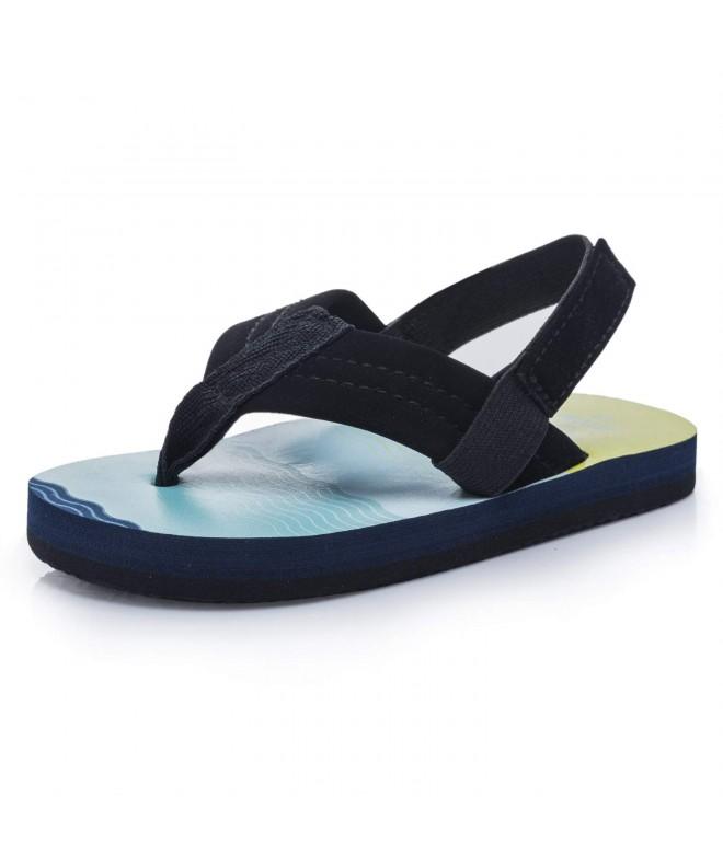 Flops Sandals Strap Toddler Little