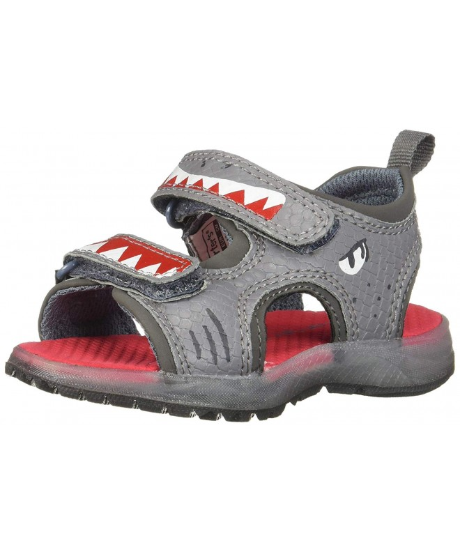 Carters Lighted Sandal Double Adjustable