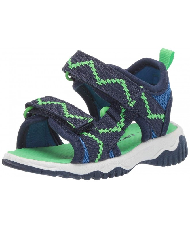 Carters Moony Girls Athletic Sandal
