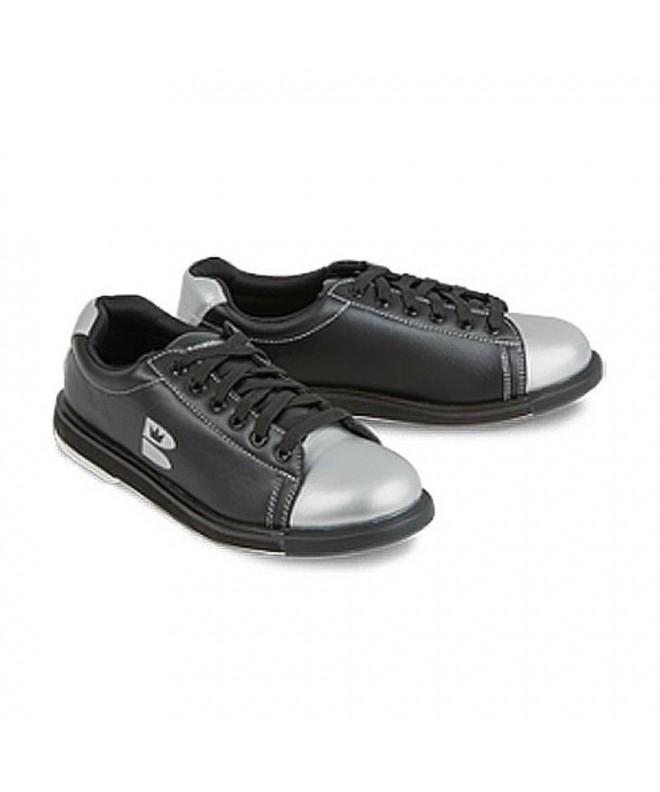 TZone Unisex Black Silver Size