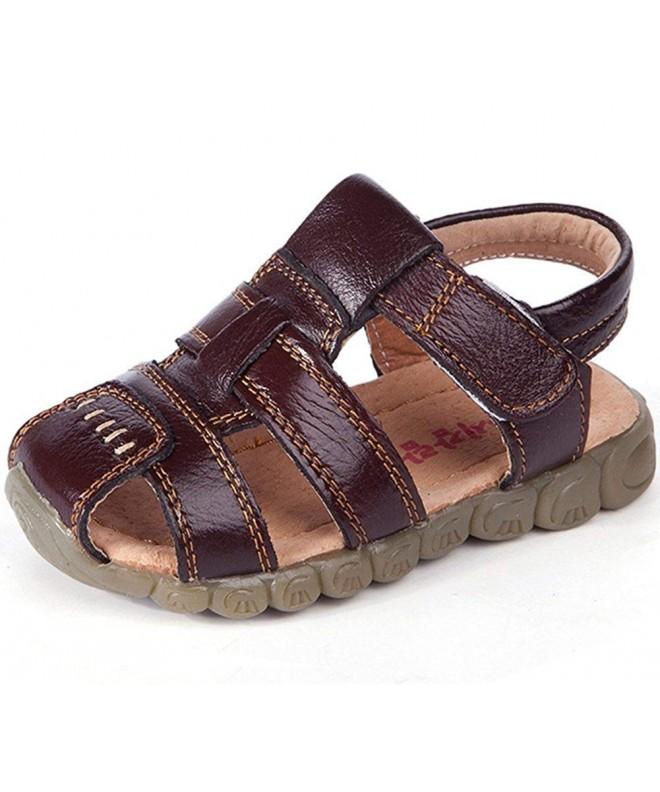 Taiycyxgan Closed Outdoor Sandals Toddler