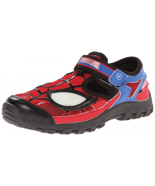 Stride Rite Spider Man Light Up Toddler