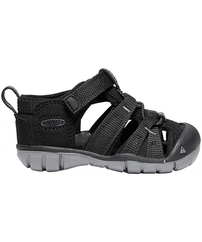 Keen Seacamp Sandal Black Toddler