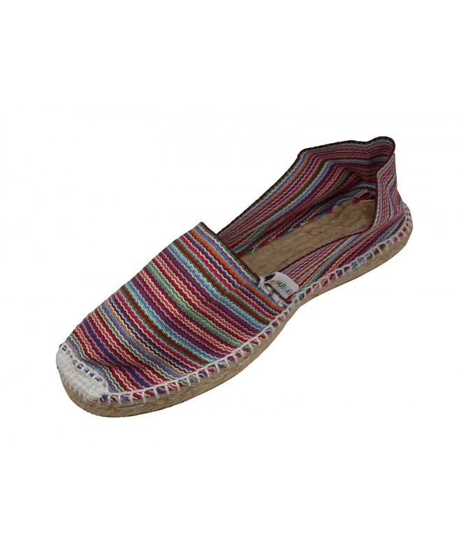 Alpargatus Espadrille Stripes MultiColours 02