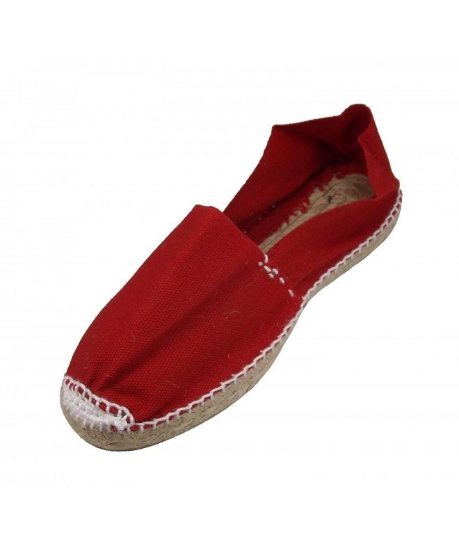 Alpargatus Espadrille Red