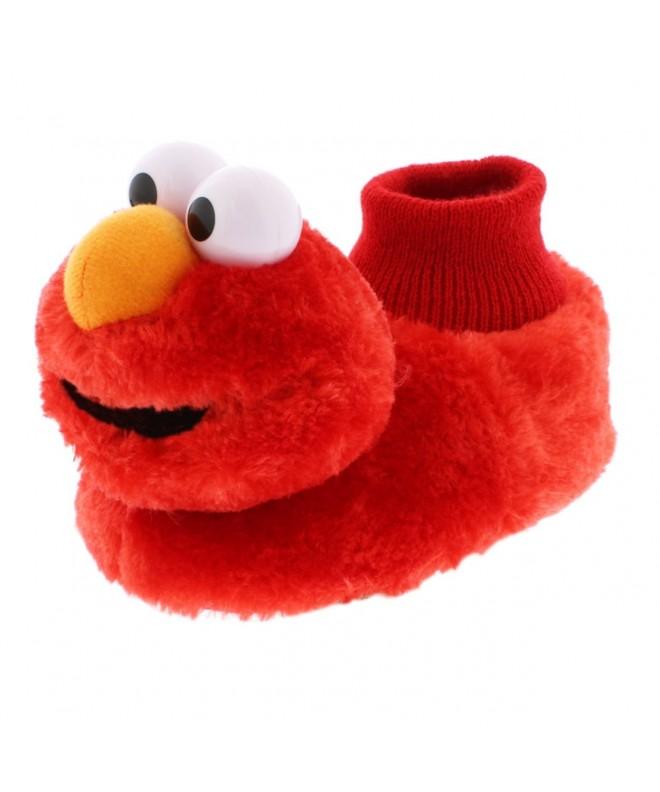 Sesame Street Monster Slippers Toddler