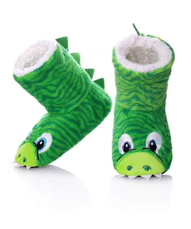 FANZERO Slippers Animal Lining Non Slip