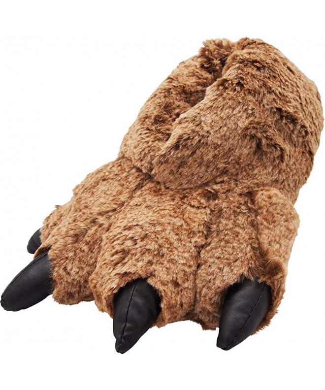 NORTY Grizzly Stuffed Slippers Toddlers