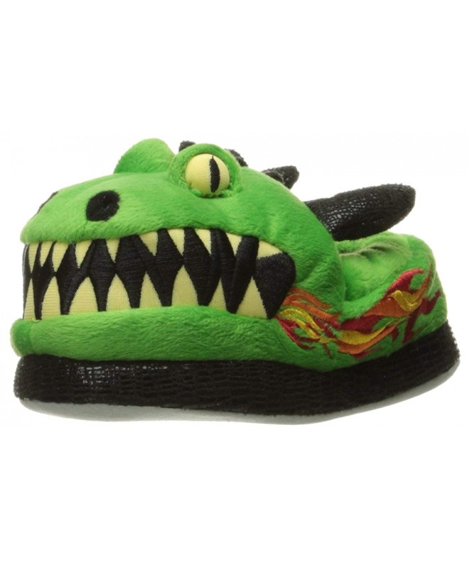 Trimfit Dragon Slippers Moccasin Toddler
