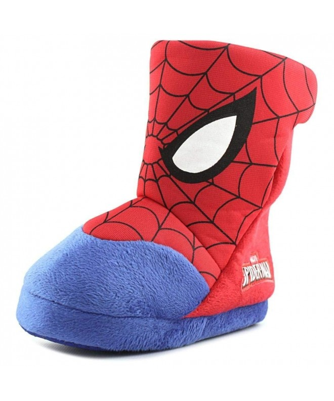 Boys Spiderman Slippers