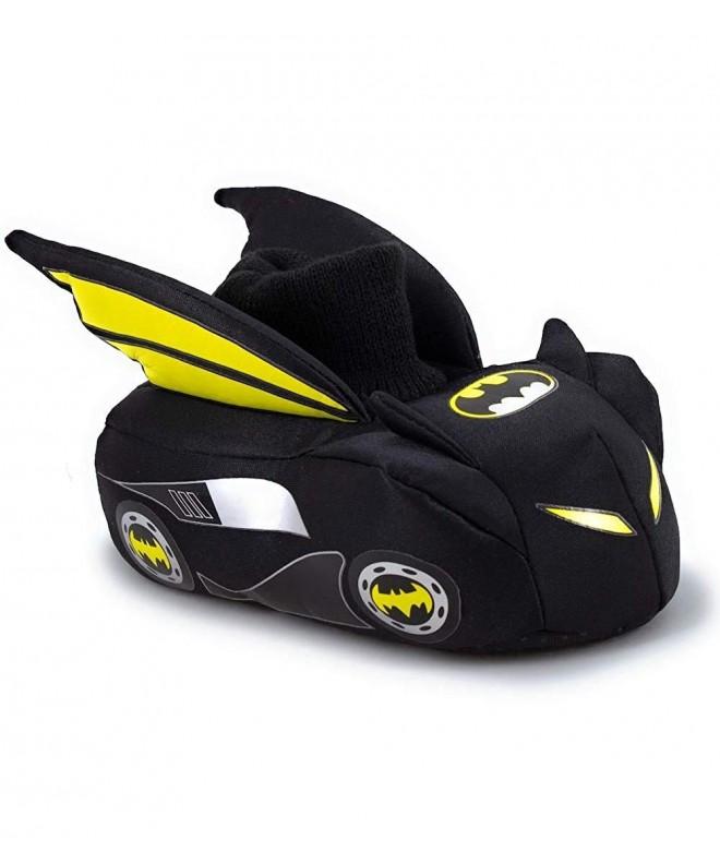 Batman Batmobile Slippers Toddler Little