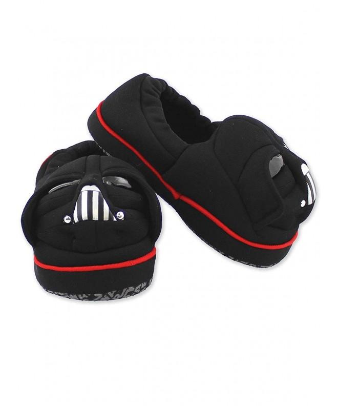 Darth Vader Toddler Plush Slippers