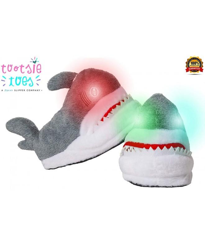 Character Animal Light Up Slipper Toddlers
