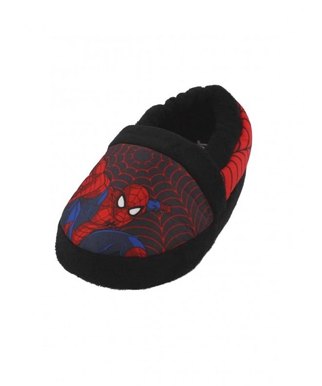 Spider Man Superhero Slippers Toddler Little