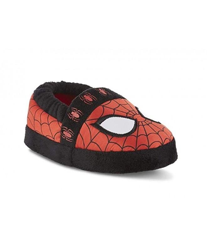 Marvel Spider Man Boys House Slippers