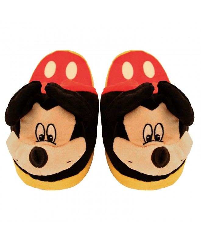 Stompeez Animated Mickey Mouse Slippers