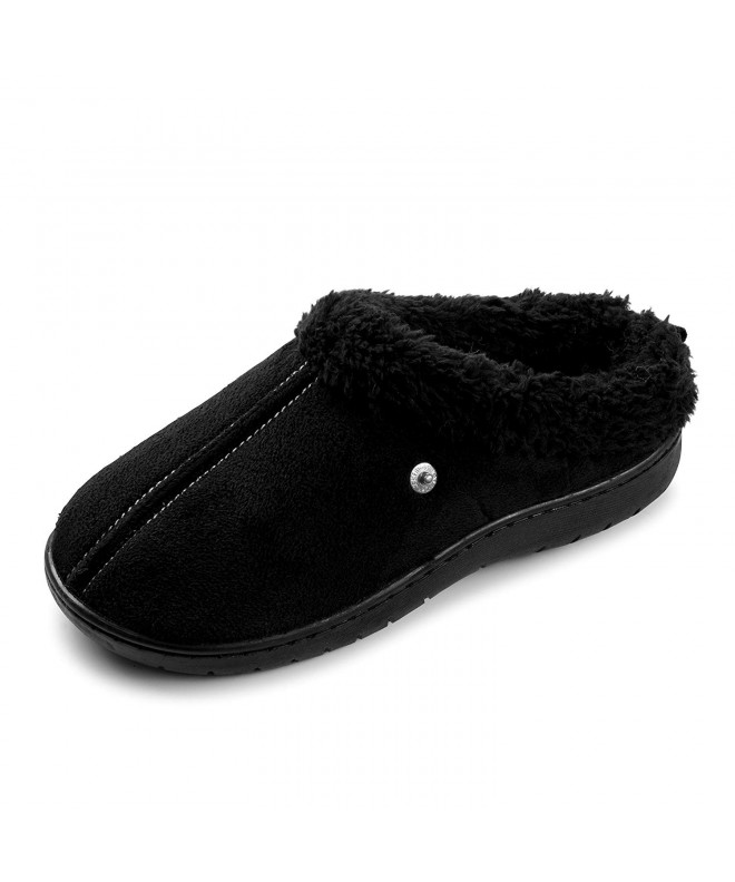 Beyond boys Stitched Fleece Slippers