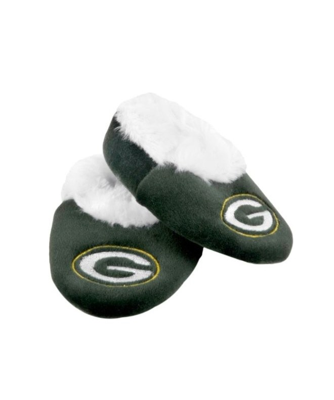 Green Packers Bootie Slipper Small
