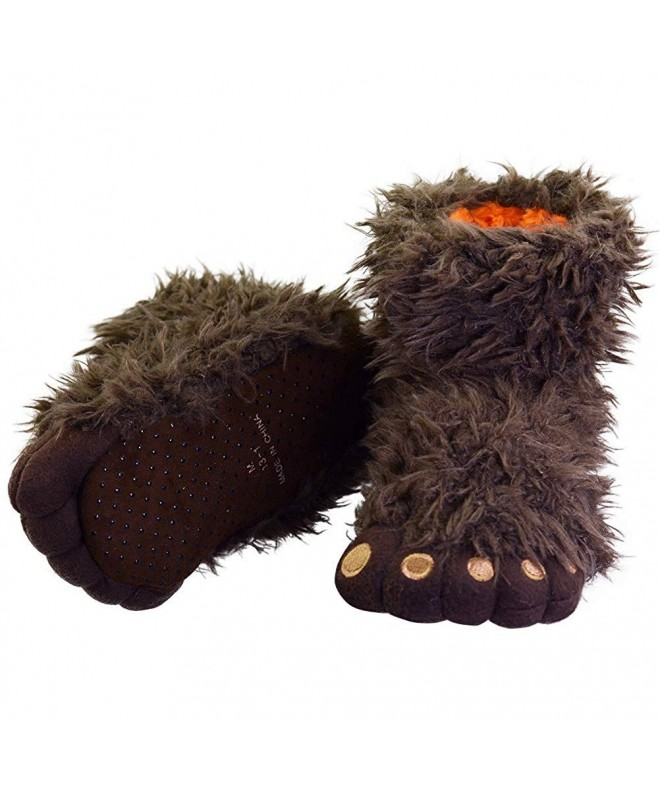 VLLY Girls Orangutan Slippers Bedroom