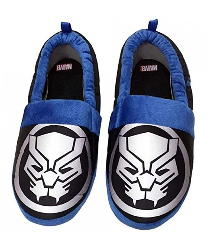 Avengers Black Panther Moccasins Slippers