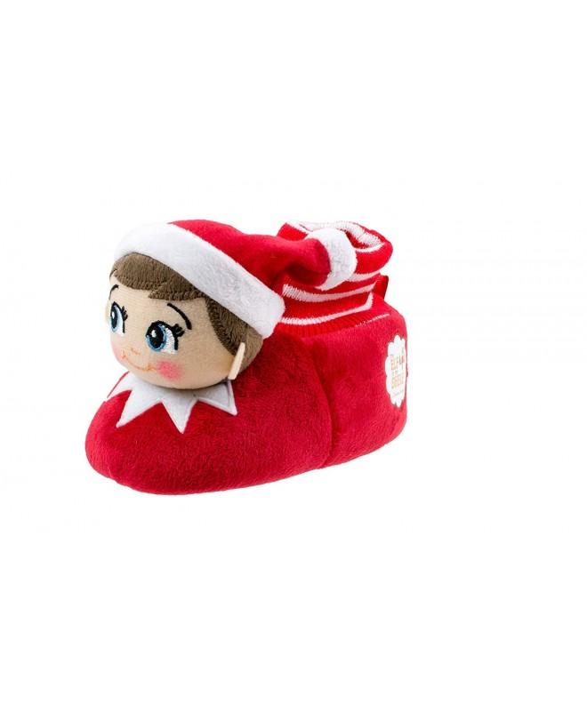 Elf Shelf Slippers Toddler Little