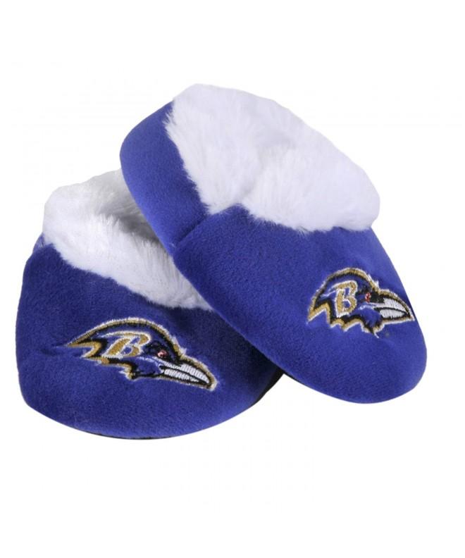 Baltimore Ravens Bootie Slipper Small