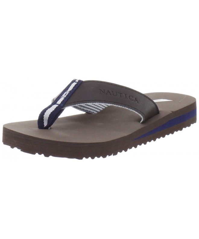 Nautica Surfside Flip Flop Sandal Little