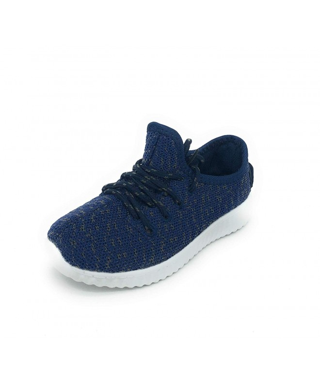 e234a8557fe Sole Collection Toddler Kid's Sneakers Boys Girls Cute Casual Breathable  Tennis Running Shoes - Navy Grey - C318O9LR8YI