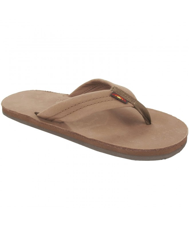 Rainbow Sandals Premier Leather Brown