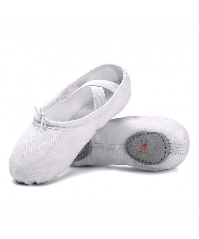 STELLE Canvas Ballet Slipper Toddler
