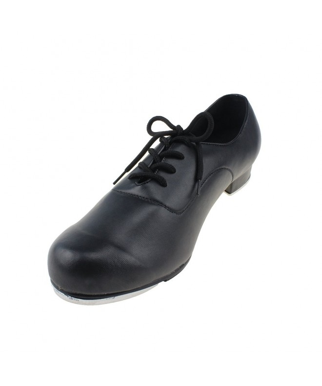 MSMAX Dance Shoes Glossy Little