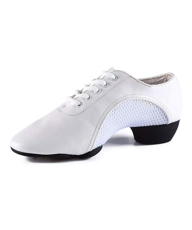 SAGUARO Split Sole Ballroom Breathable Sneakers