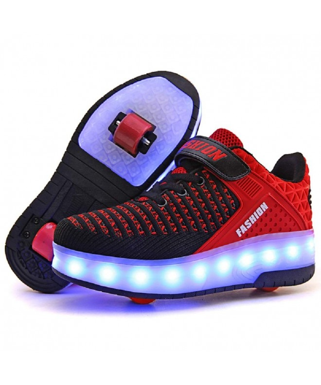Ufatansy Charging Flashing Sneakers Roller