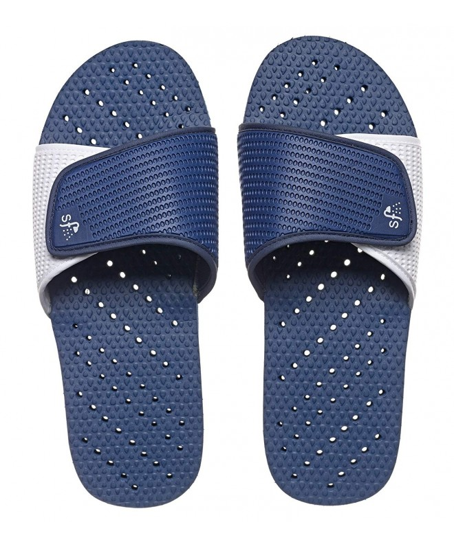 Showaflops Antimicrobial Shower Water Sandals