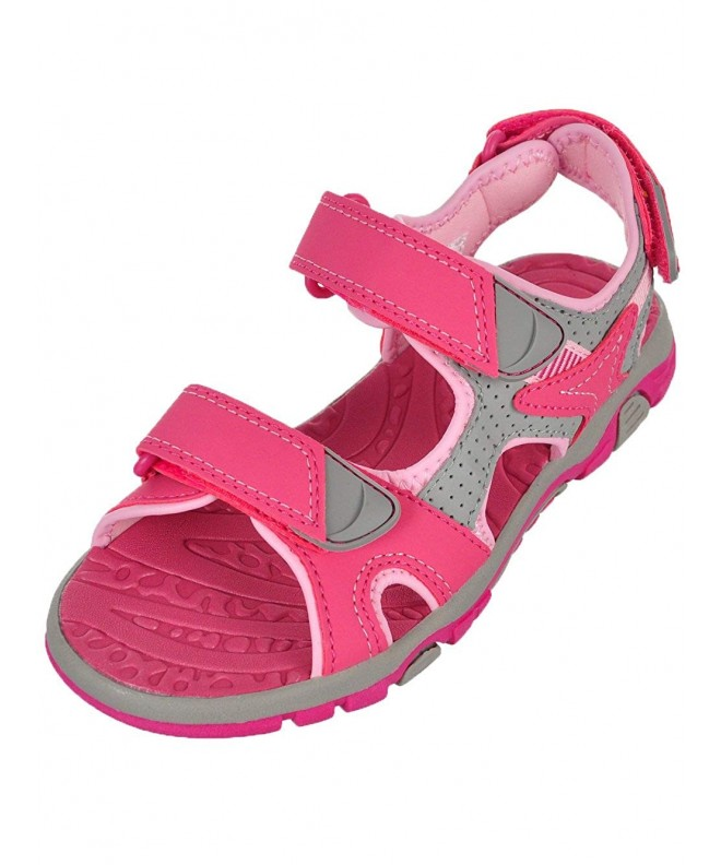 Khombu Girls River Sandal Pink