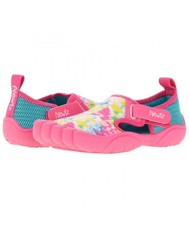 Newtz Navy Print Water Shoes
