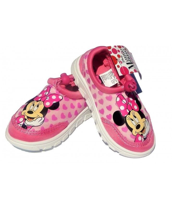Girls Minnie Mouse Water Shoes