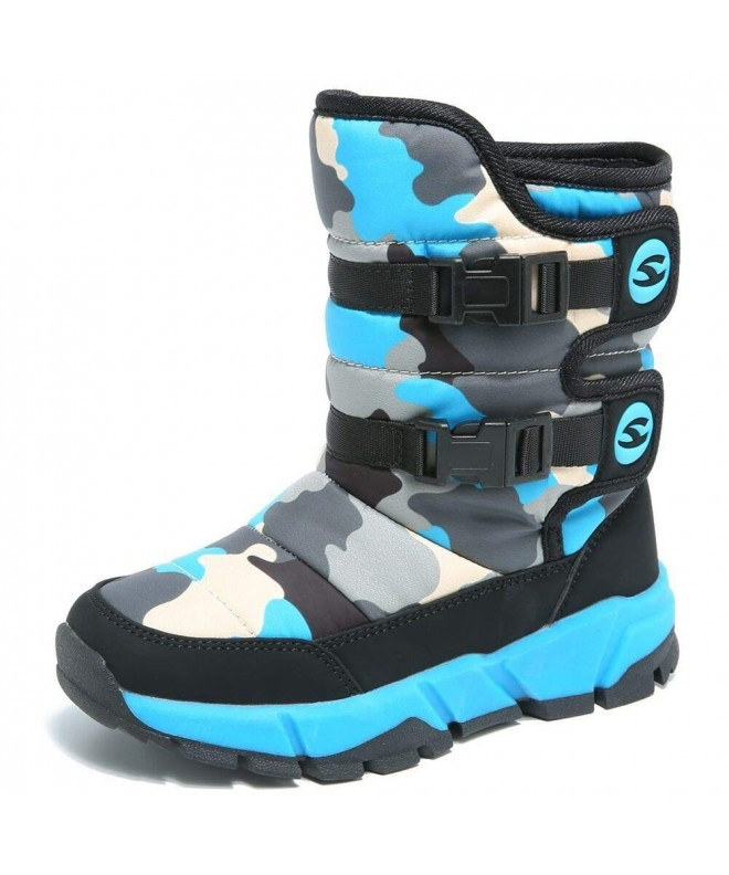 BODATU Boots Outdoor Waterproof Winter