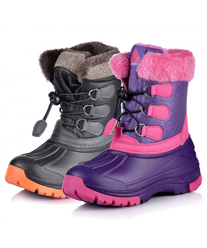Nova Mountain Girls Winter Boots
