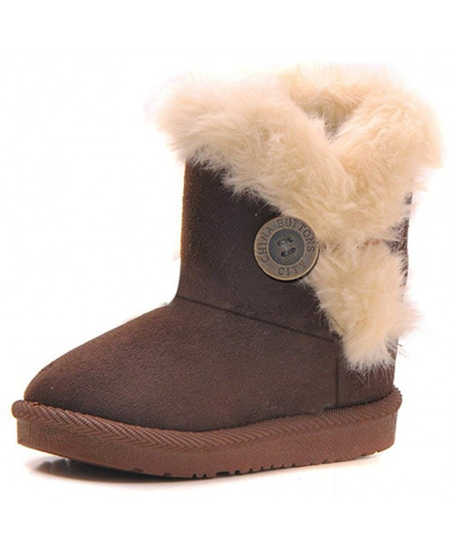 Femizee Winter Bailey Button Toddler