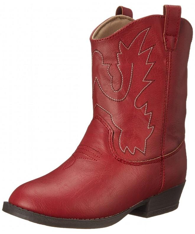 Baby Deer Western Boot Little