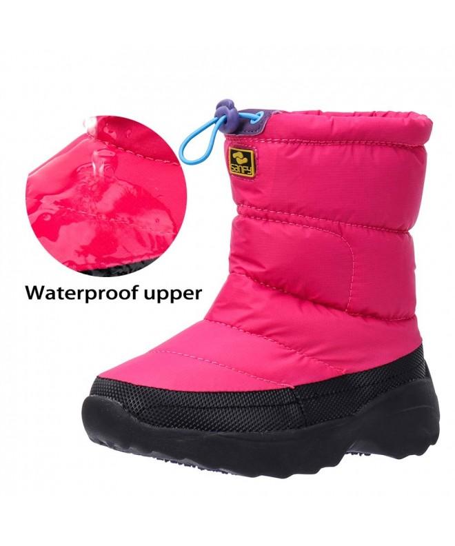 ALEADER Waterproof Winter Boots Outdoor