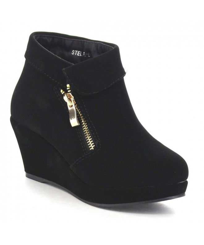 BESTON Stella 6K Children Platform Booties