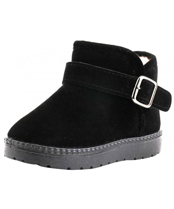 LONSOEN Pull Winter Ankle Toddler