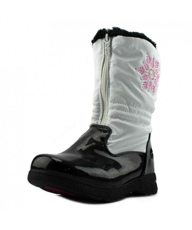 totes Girls Vannessa Snow Boot
