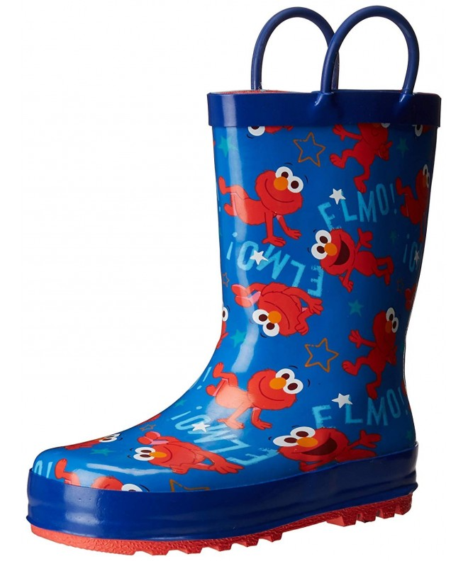 Sesame Street Character Licensed Boots