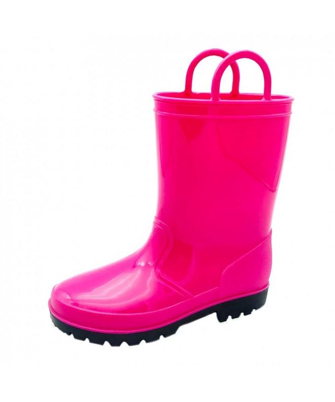 Toddler Waterproof Lightweight Comfortable Traction