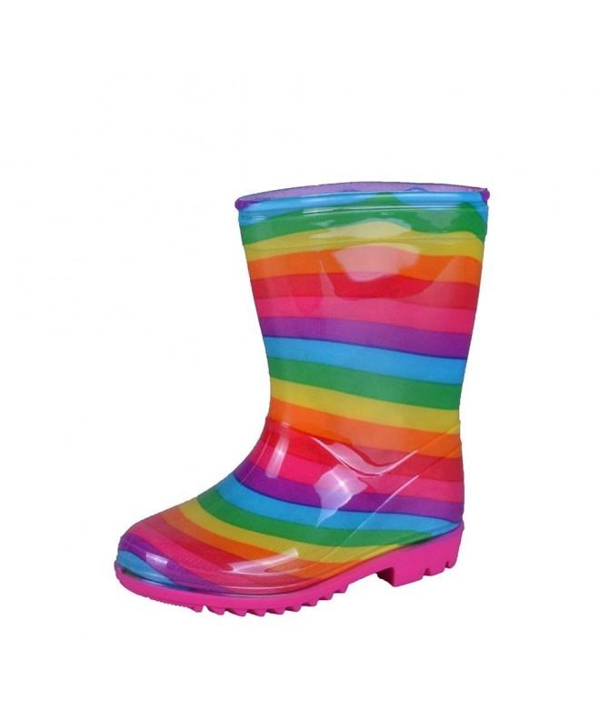 VICVIK Little Rainbow Rain Boot