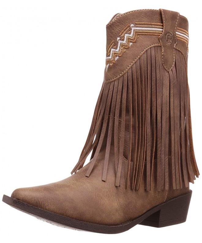 Roper Kids Fringes Western Boot