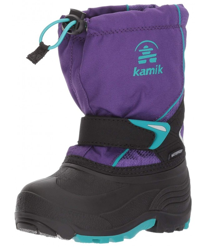 Kamik Kids Sleet Snow Boot